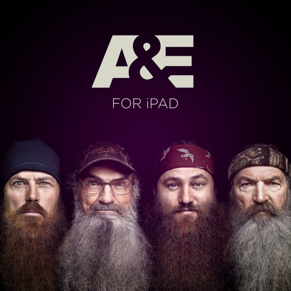 A&E Channel for iPad