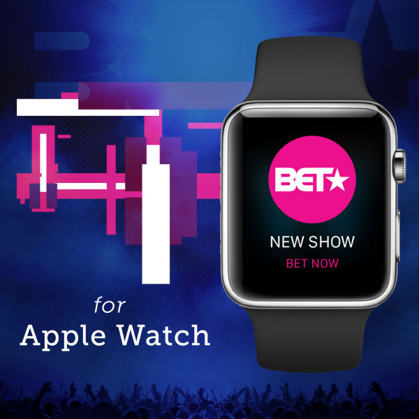 BET for Apple Watch