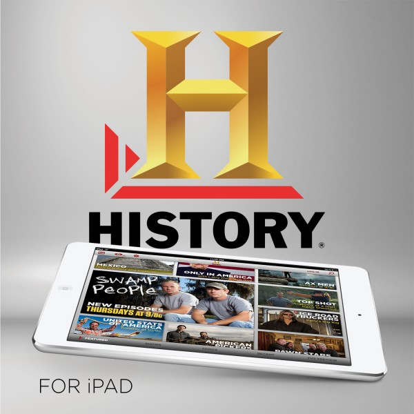 History Channel for iPad