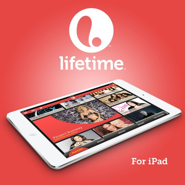Lifetime Channel for iPad