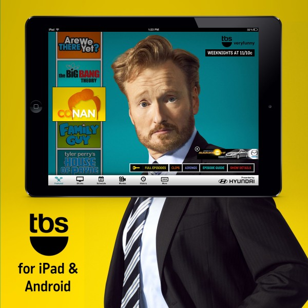 TBS for iPad & Android
